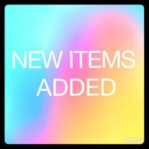 Other - NEW ITEMS ADDED 😊🥰 AND MORE TO COME 😘😍